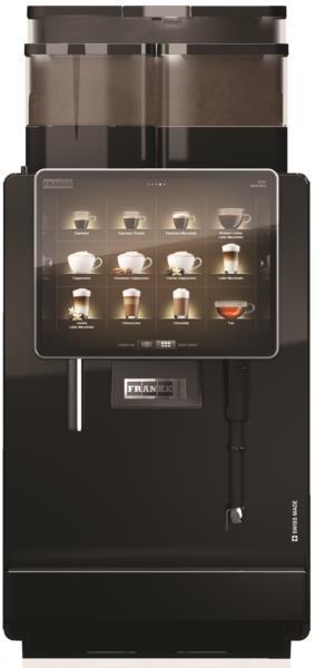 Franke A800 Coffee Machine With FoamMaster Milk System photo 3