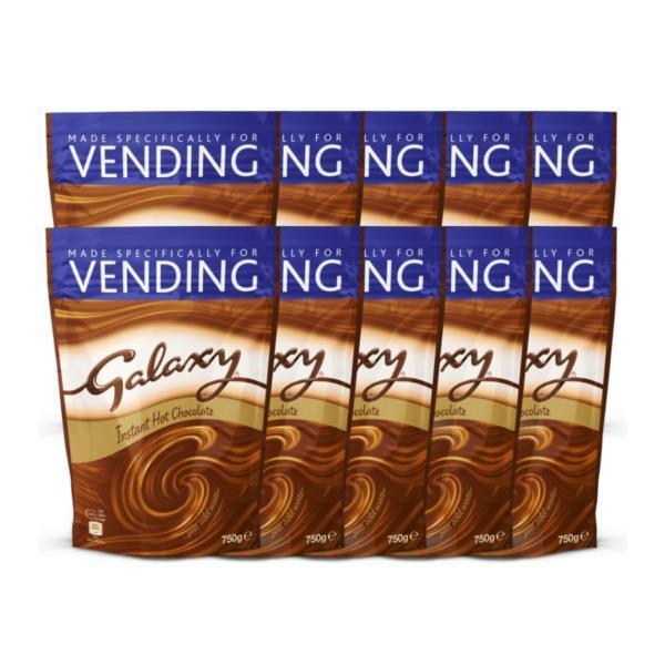 Galaxy Instant Vending Hot Chocolate (10x750g)