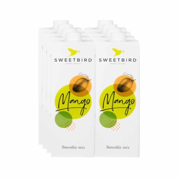 Sweetbird Smoothie - Mango - Case (8x1L)