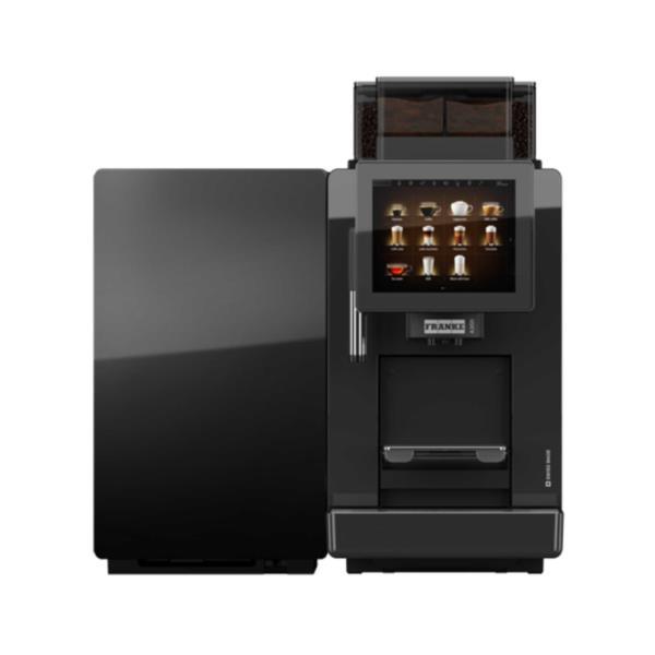 Franke A300 Coffee Machine With Milk Fridge photo 1
