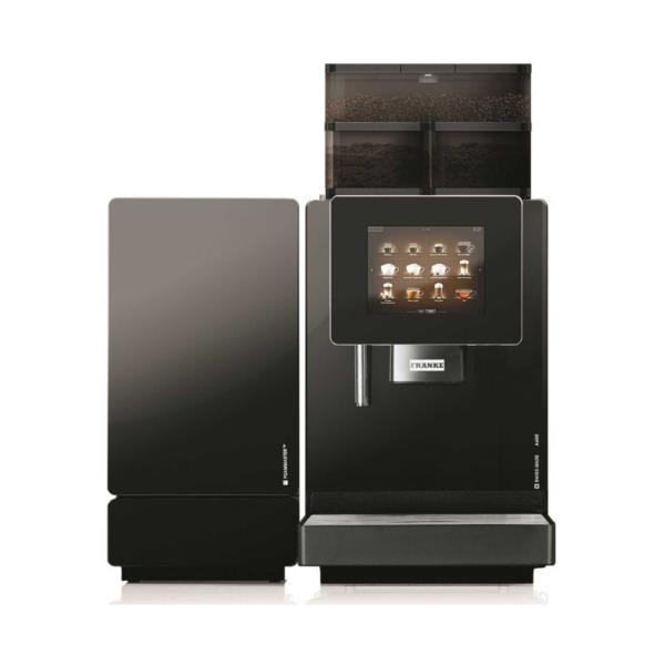 Frank A600 Coffee Machine with Milk Fridge