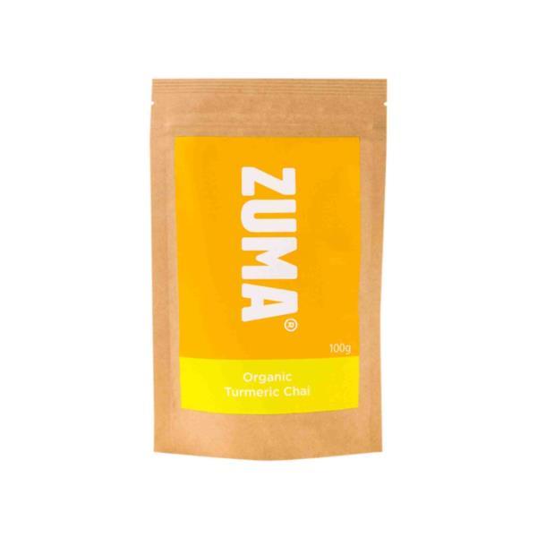 Zuma Organic Turmeric Chai (100g)