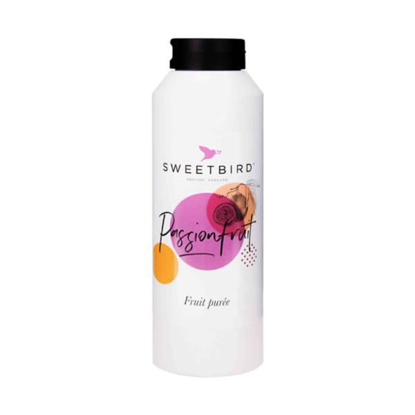 Sweetbird Puree - Passionfruit (1x1L)