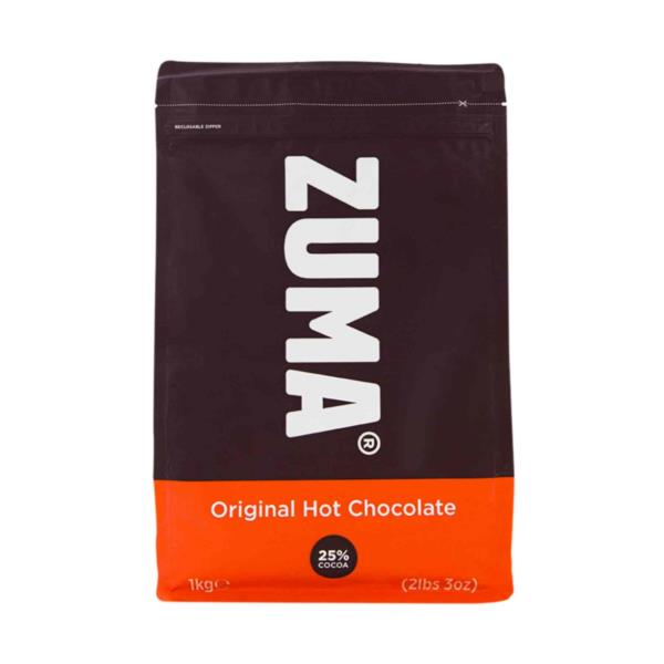 Zuma Hot Chocolate - Milk (1x1kg)