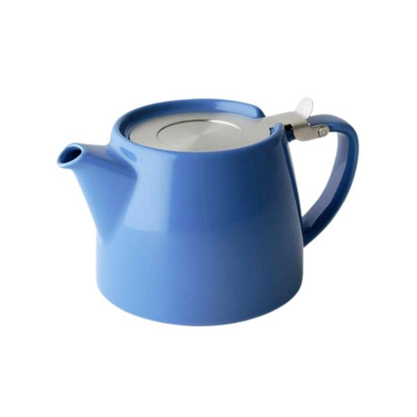 Stump Tea Pot - Blue