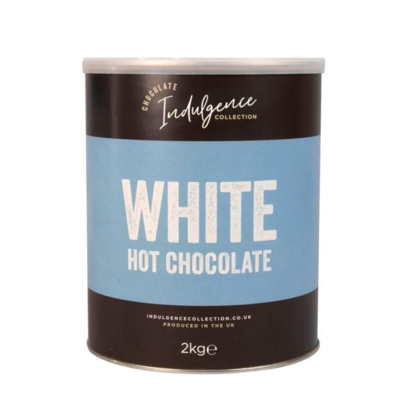Indulgence Collection - White Hot Chocolate (1x2kg)