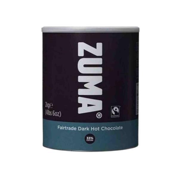 Zuma Hot Chocolate - Dark - Fairtrade (1x2kg)