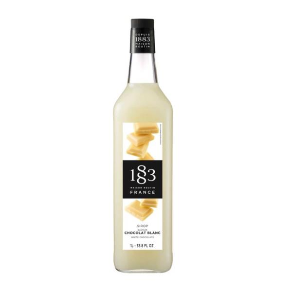 1883 Syrup - White Chocolate (G) (1x1L)