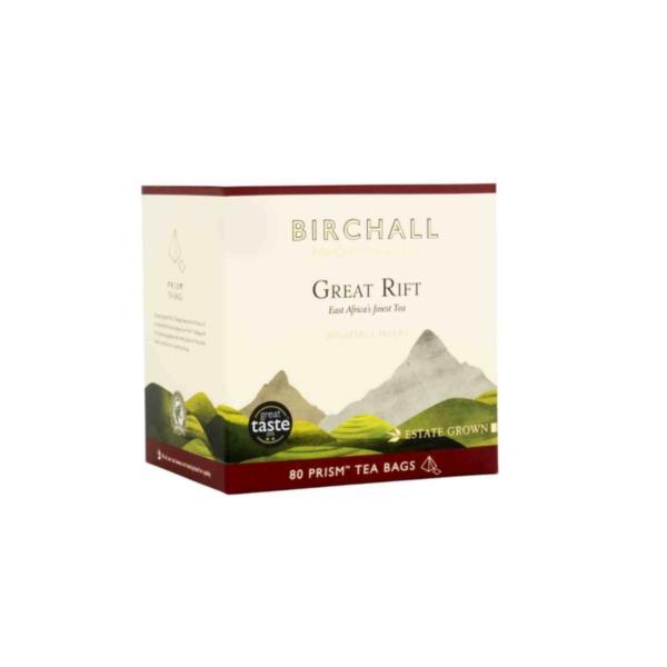 Birchall Prism teabags - Great Rift Breakfast Blend (1x80)