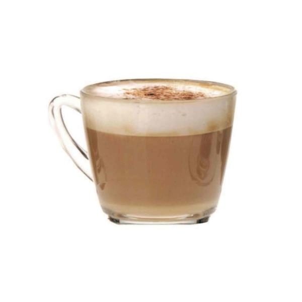 Premium Glass Tea Cup - 8.5oz / 240ml (1x6)