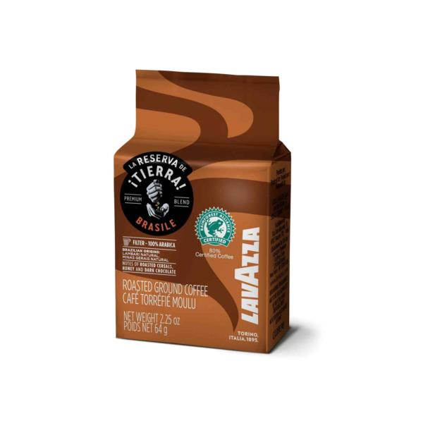 Lavazza La Reserva de Tierra Brazil Filter Coffee (30)