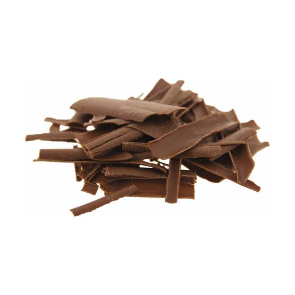 Milk Chocolate Shavings (1x2.5kg) photo 1