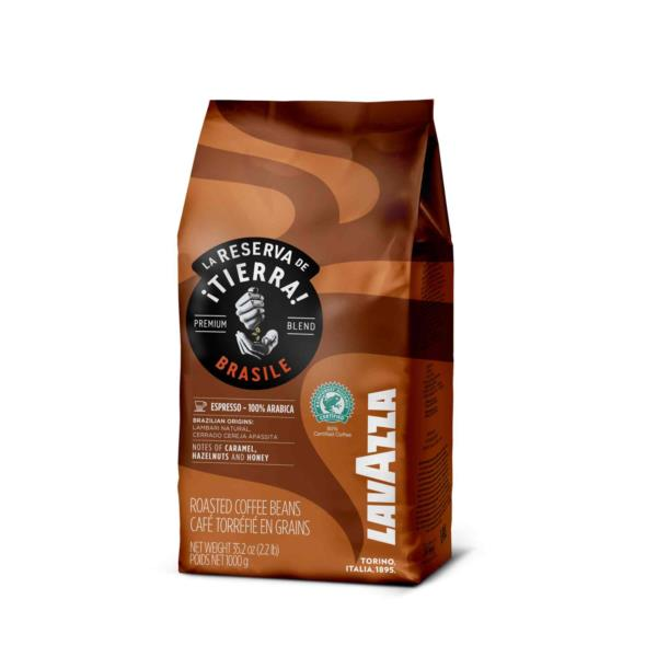 Lavazza La Reserva De Tierra Brasile Coffee Beans (6x1kg) photo 1