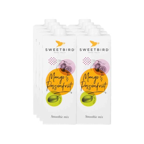 Sweetbird Smoothie - Mango & Passion - Case (8x1L) photo 1