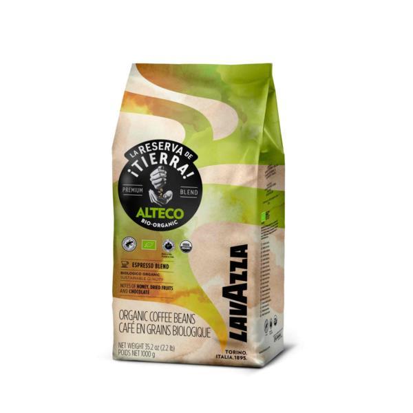 Lavazza - La Reserva de Tierra Alteco Organic Coffee Beans (6x1kg)