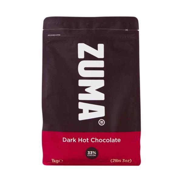 Zuma Hot Chocolate - Dark (1x1kg)